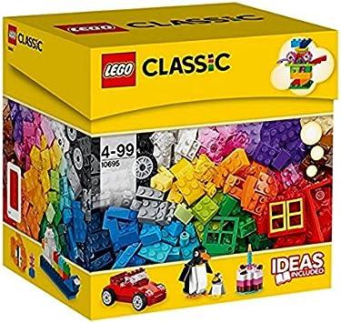 LEGO Classic - Caja de construcción Creativa para niños de 4 años y más (10695): Amazon.es: Juguetes y juegos