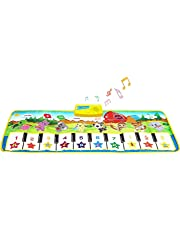 Music Carpet Touch Play Keyboard Mat for Baby Toddler Funny Shayson Piano Mat