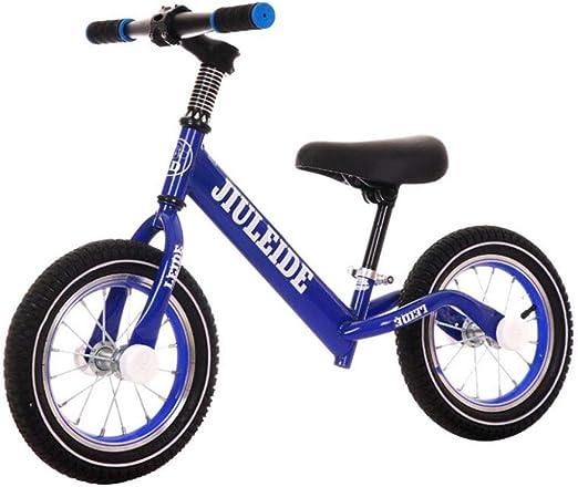 WYX Bicicleta de Equilibrio para niños, Bicicletas a pie, sin ...