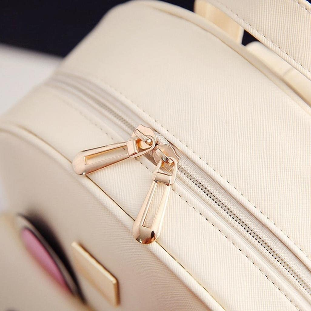 Women Four Set Animal Handbag Shoulder Bag Four Pieces Bag Wallt ZYEE Clearance Sale
