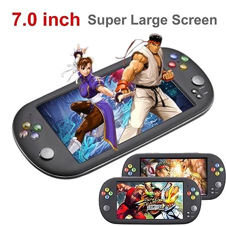 Amazon.com: Matoen New PSP X16 - Consola de juegos de ...