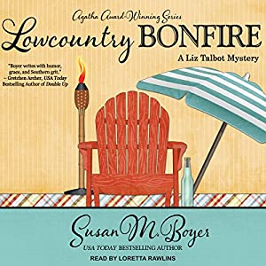 Lowcountry Bonfire Audiobook