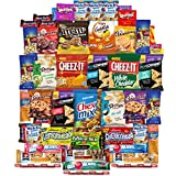 #9: Snacks Care Package Gift Assortment (50 Count)