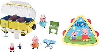 Juguetes esTrendy Tendency Autocaravana Pig Peppa Amazon ZTXuOiPk