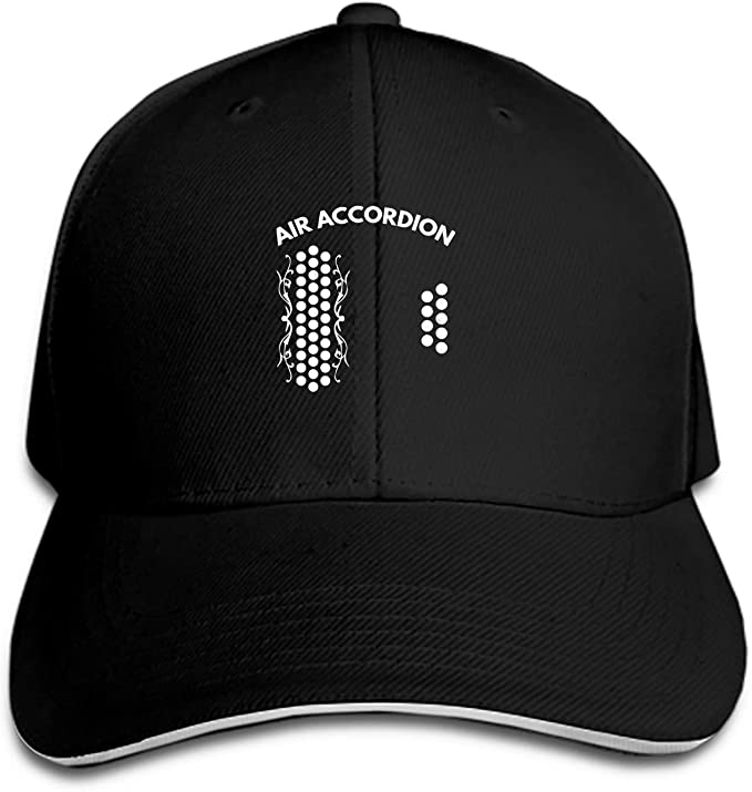 black cotton adjustable baseball cap with Horns high quality snapback hat for wo
