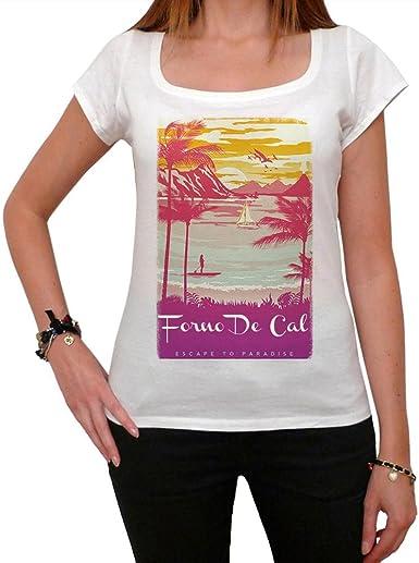 Forno De Cal, Escapar al paraíso, La Camiseta de Las Mujeres ...