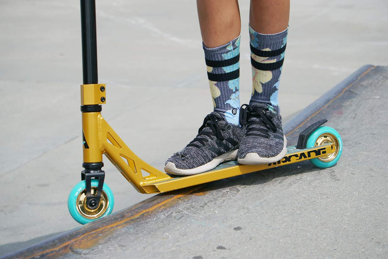 Stunt Scooter for Kids 8 Years and Up Perfect for Beginners Boys and Girls ARCADE Pro Scooters Best Trick Scooter for BMX Freestyle Tricks