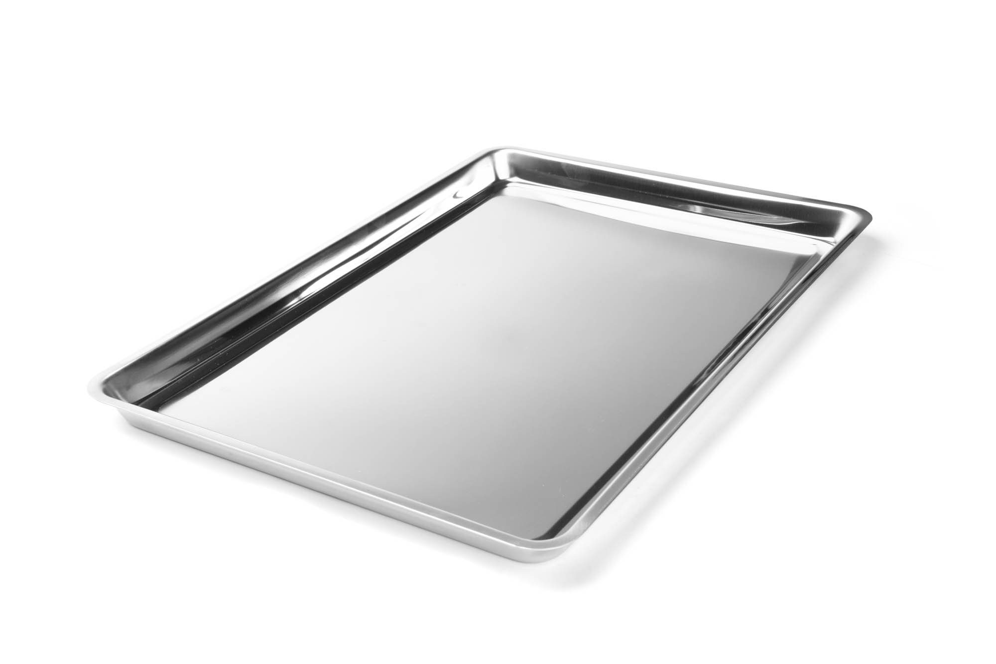 Fox Run 4855 Jelly Roll/Cookie Pan, Stainless Steel