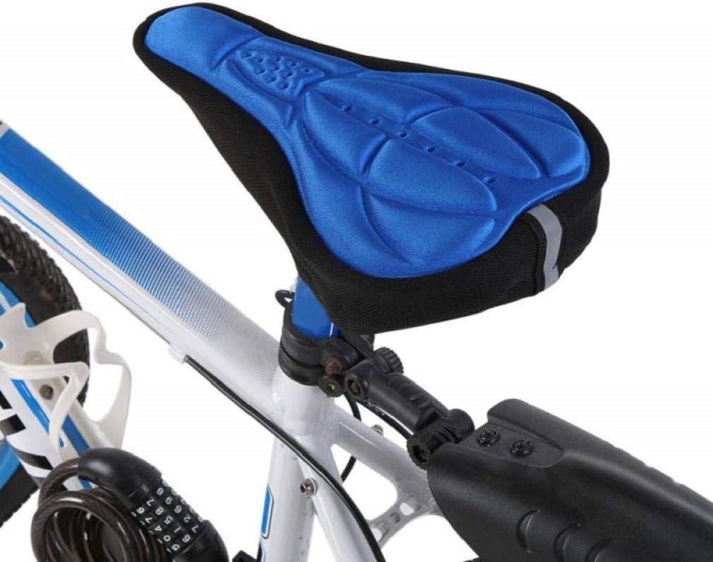 LKXZYX Funda Sillin para Bicicleta Estatica, Funda De Gel para ...