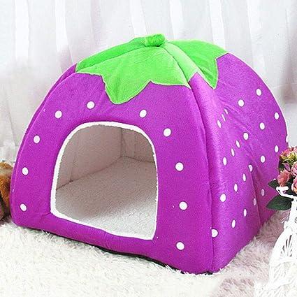 Cama De Perro Gato Nido De Mascotas Nido De Mascotas Casa De La Perrera Casa De