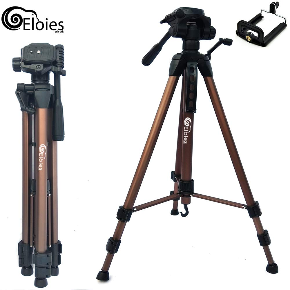 Buy Eloies Simpex 6 Feet Photo Video Tripod For Dslr Yunteng Yt 880 Cameras Mobile Phones Free Holder Worth 200rs Online At Low Price