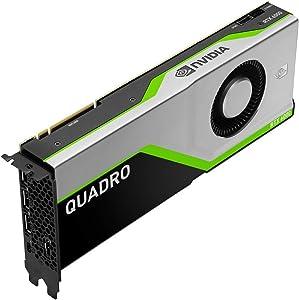 HP NVIDIA Quadro RTX 6000 PCIe 3.0 X16 Graphics Card, 24GB GDDR6