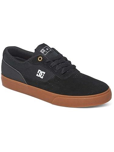 a26341e477085 DC Shoes Switch S - Low-Top Skate Shoes - Chaussures basses - Homme   Amazon.fr  Vêtements et accessoires