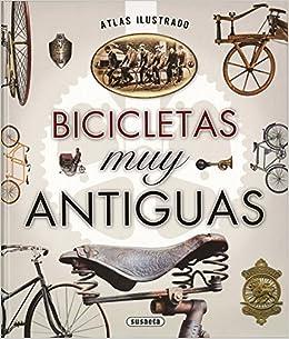 Atlas ilustrado bicicletas muy antiguas: Amazon.es: Ruiz Palacio ...