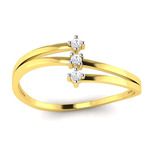 AVSAR 14KT Yellow Gold Ring for Women Women's Rings