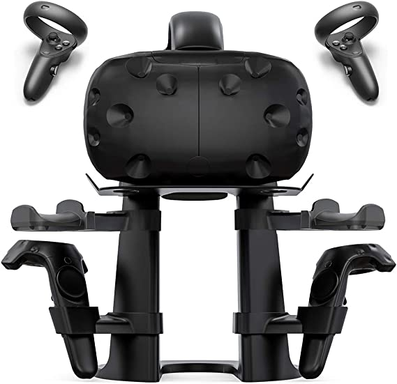 Delamu VR Stand Compatible with Oculus Quest/Rift S/HTC Vive