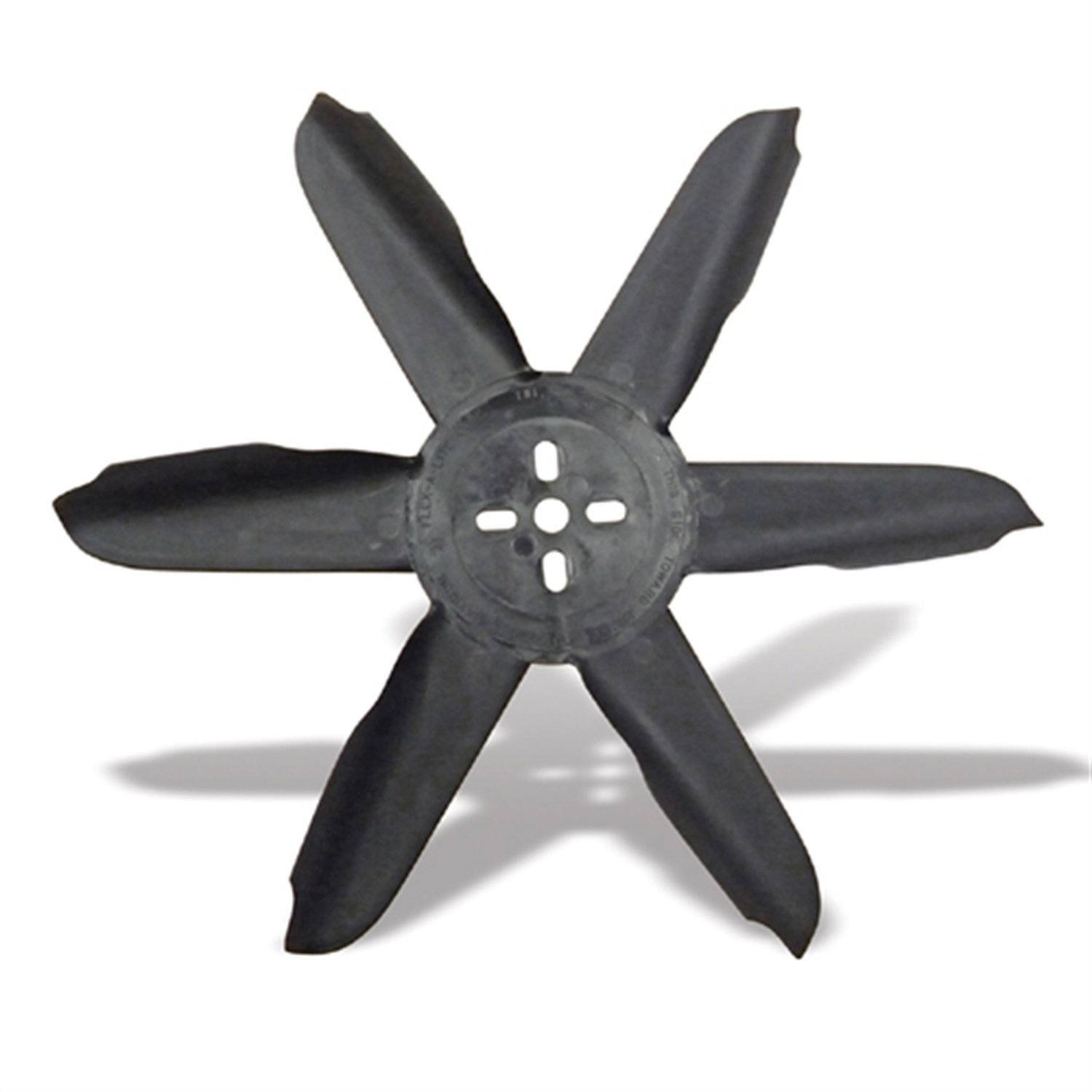 Flex-a-lite 415 Black Nylon 15' Belt Driven Fan