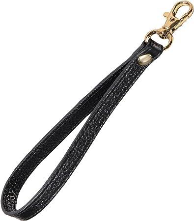 wristlet strap brown leather wristlet key fob wristlet Wristlet keychain