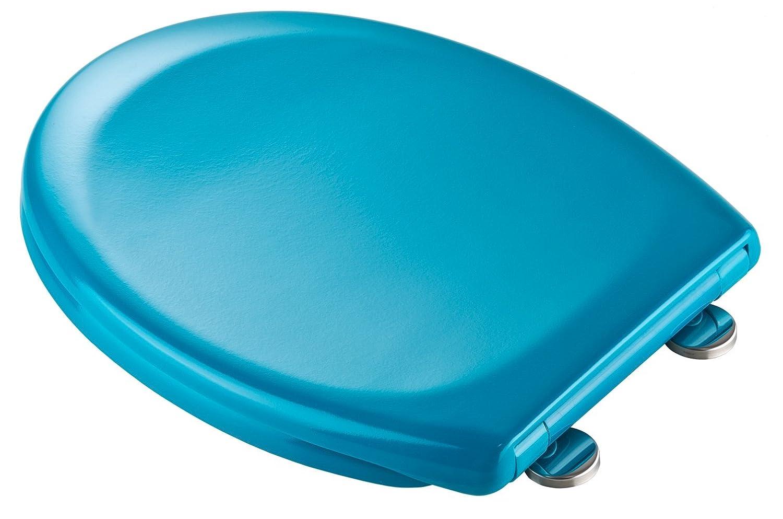 1 pz chiusura rapida ED69310DP EISL sedile WC in Duroplast-sedile con sistema di abbassamento automatico Viola