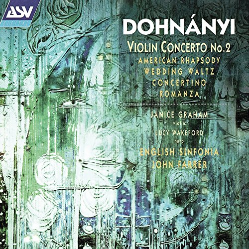ncerto No. 2; American Rhapsody; Wedding Waltz; Harp Concertino etc ()