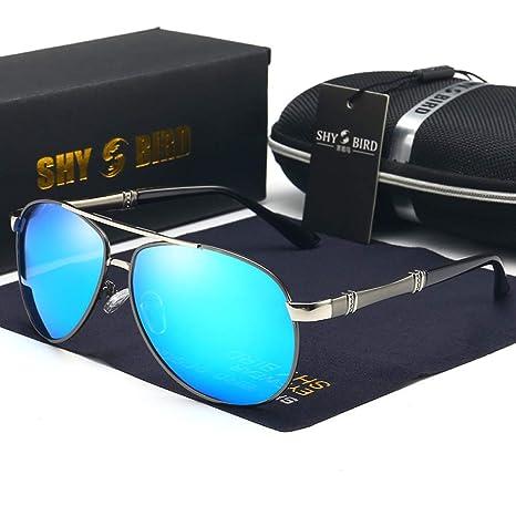 Yangjing-hl Gafas de Montura con Recubrimiento de Ojos ...