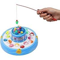 Mqfit Fishing Game Set, Blue
