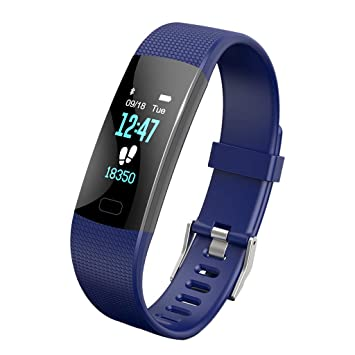 B Baosity Y1 0.96 Smartwatch, Impermeable Reloj Inteligente con ...