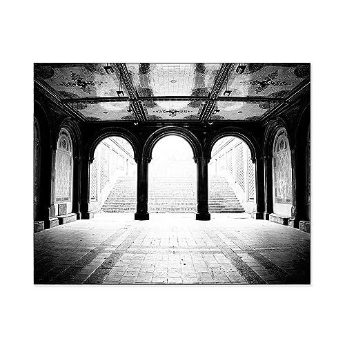 Bethesda Terrace Central Park New York City photo 8x10 print