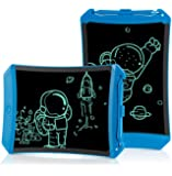 KOKODI Tableta de Escritura LCD,Escritor electrónico Digital Colorido de 8.5 Pulgadas Tableta gráfica Tableta de Dibujo…