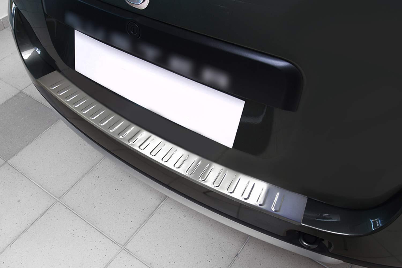 tuning-art BL911 Ladekantenschutz mit 3D Profil