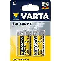 VARTA Superlife 2 C Çinko Karbon Pil