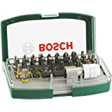 Bosch 2607017063 32pcs Screwdriver Bit Set, Multi-Colour