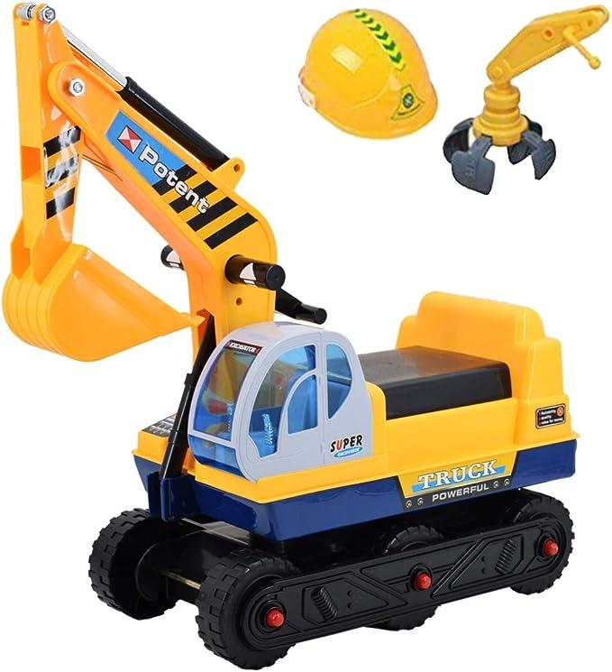 Kinderbagger - Sandkasten Bagger - Sandbagger