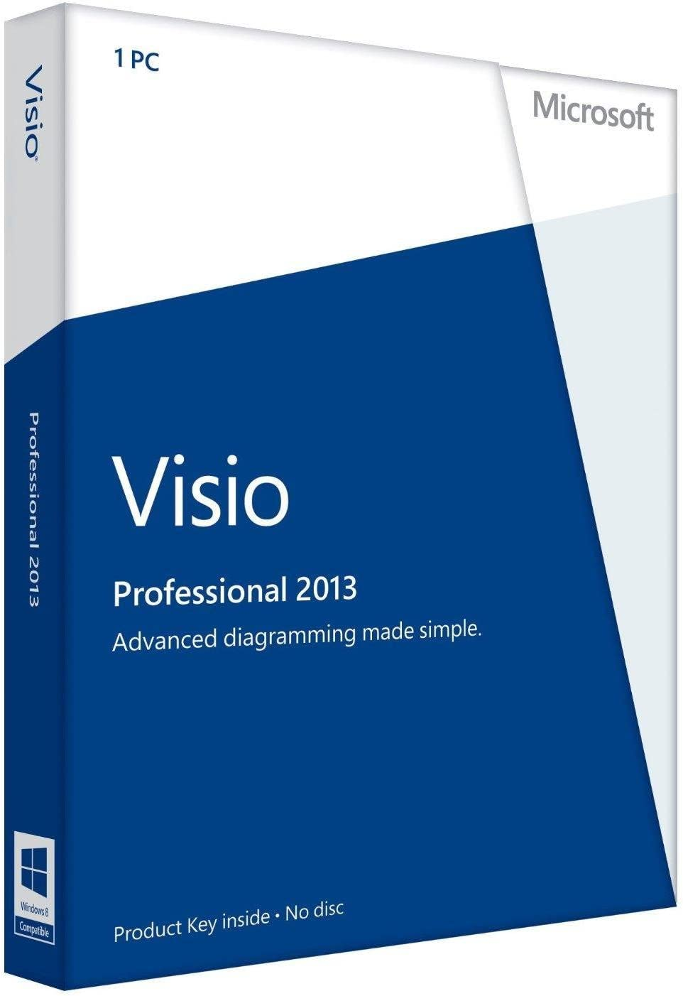visio 2013 standard 64 bit download
