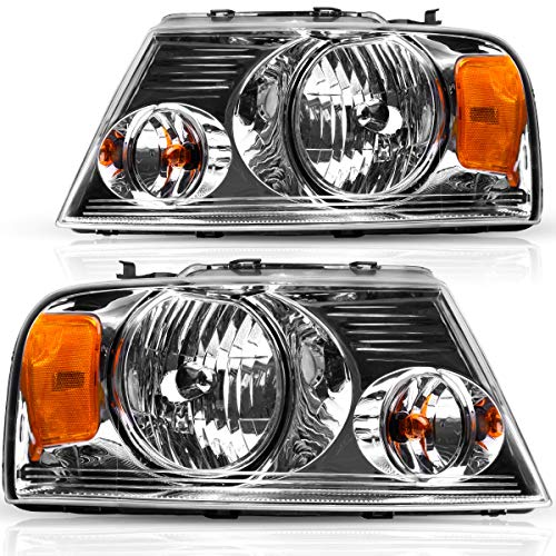 headlight assembly ford f150 2005 - 9
