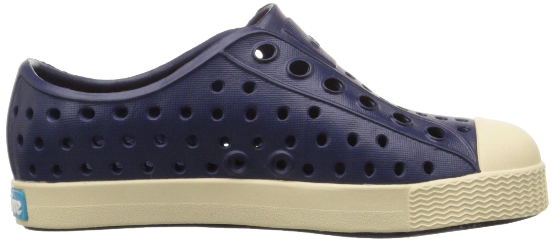 Native Jefferson Slip-On Sneaker,Regatta Blue,10 M US Toddler by Native Shoes (Image #7)