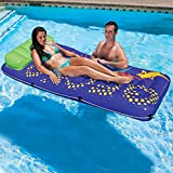 Poolmaster Gecko Hawaii Swimming Pool Lounge Float, Jumbo Mattress