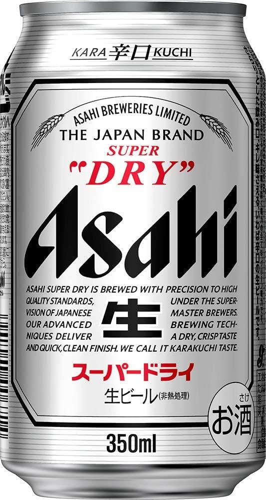 アサヒ スーパードライ 生ビール 缶
