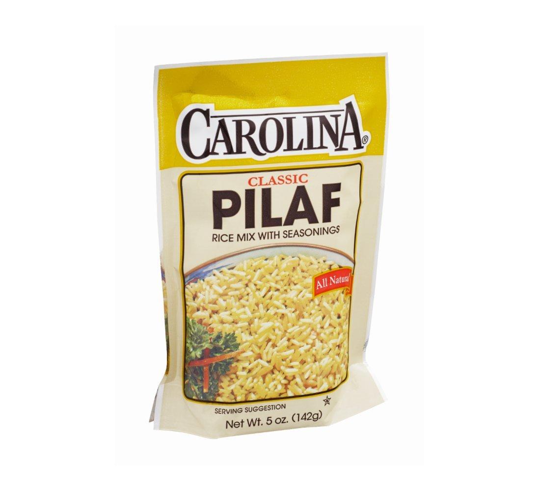 Amazon.com : Carolina Long Grain & Wild Rice : Grocery & Gourmet Food