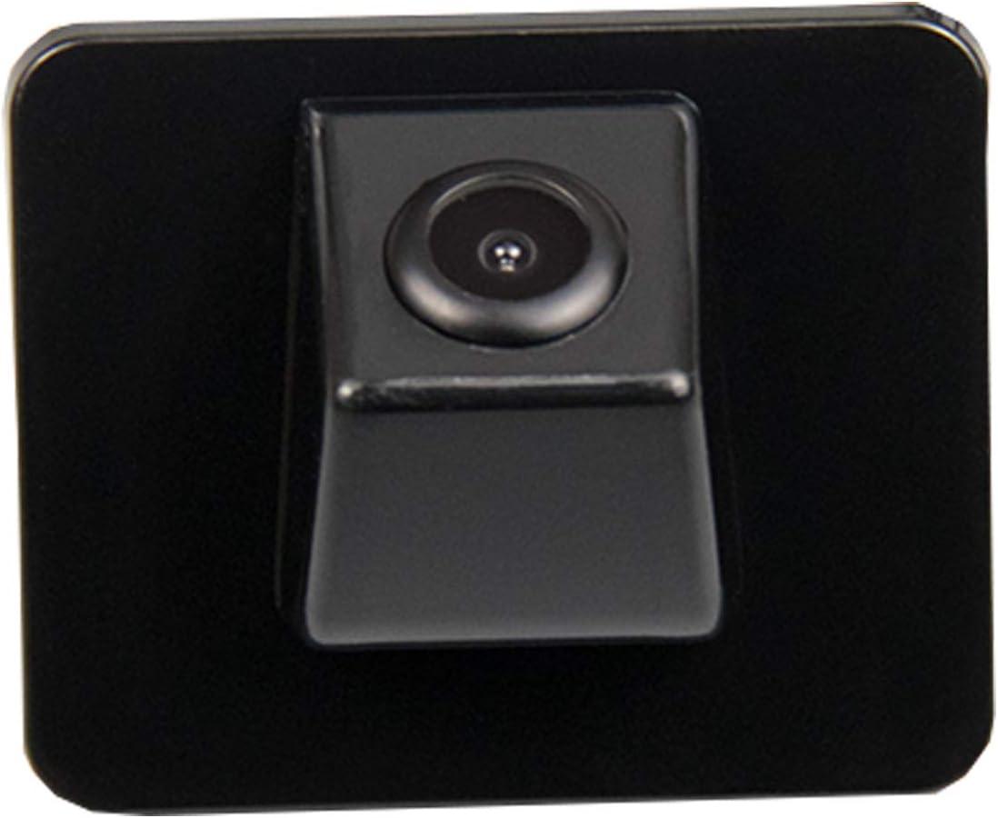 HD Rear Reversing Backup Camera Rearview Camera in OEM Reverse Hole Replacement Camera Night Vision Waterproof for Kia Certao//Optima//K5 Hyundai i40 sedan