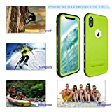 SpringRay iPhone Xs Max Waterproof Case IP68