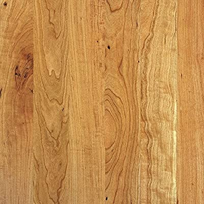 "Cherry #1 Common Unfinished Solid Wood Flooring 2 1/4"" x 3/4"" Samples at Discount Prices by Hurst Hardwoods"
