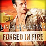 Forged in Fire: Delos Series, Book 3   Lindsay McKenna