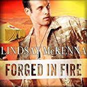 Forged in Fire: Delos Series, Book 3 | Lindsay McKenna