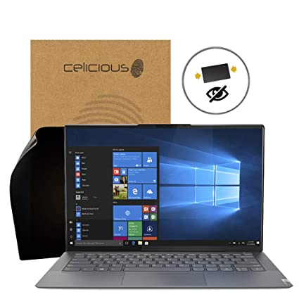 Celicious Privacy 2-Way Anti-Spy Filter Screen Protector Film Compatible with Lenovo Yoga S940
