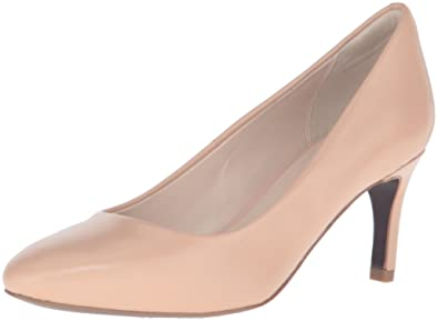 Cole Haan Women's Clara Grand 65mm Dress Pump, Nude, ...