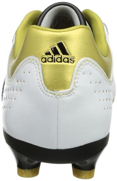 online store 9b816 27075 adidas 11Nova TRX FG, Scarpe da calcio uomo, Bianco (Weiß (Running WhiteMetallic  GoldBlack)), 46 23 Amazon.it Scarpe e borse