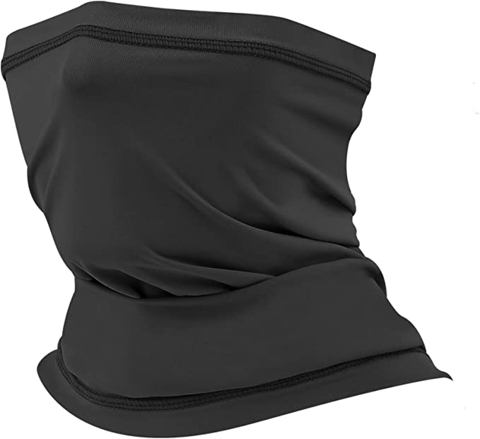 Grigio Protezione Solare UV Bandana Antipolvere//Copricapo//Sciarpa Maschera Traspirante per Uomini e Donne AstroAI Summer Face Mask Cooling Neck Gaiter Escursioni in Bicicletta Pesca