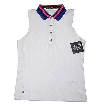 91e36b5bf4b85 Ralph Lauren Polo Golf Women Sleeveless Polo Shirt at Amazon Women s ...