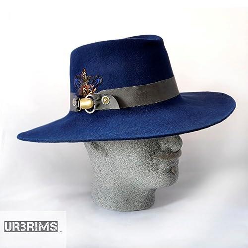 GARNEAU59 Fedora Hat  Amazon.ca  Handmade 7a2ef3252439